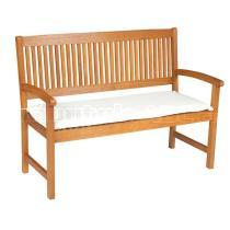 Podsedák na lavici, dvoumístný, 120x45x6 cm