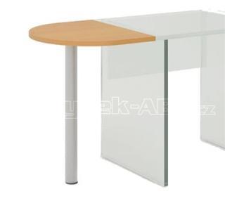 Přídavný stůl STABIL, 60x50cm (přísed)