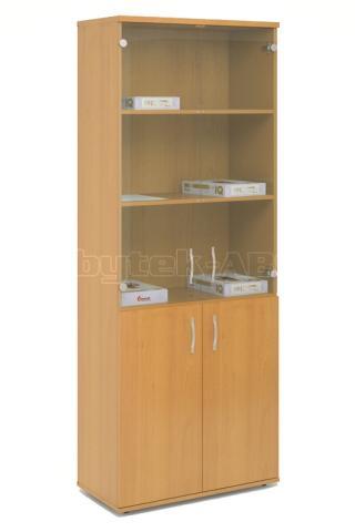 Kancelářská skříň STABIL, 74x37,2x190cm