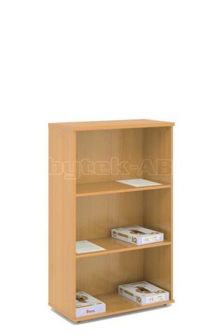 Kancelářská skříň - police STABIL, 74x37,2x119,6cm