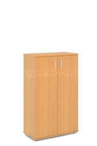 Kancelářská skříň  STABIL, 74x37,2x119,6cm