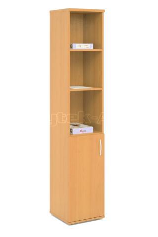 Kancelářská skříň  STABIL, 37,2x37,2x190cm