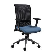 Kancelářská židle 1580 SYN GALA NET ALU