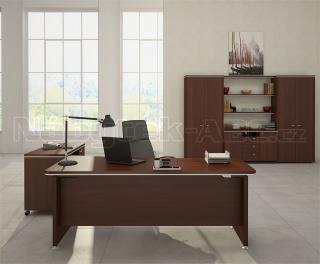 Skříň šatní  LINE OFFICE, 79,8x42,2x196,5cm