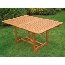 Zahradní stůl rozkládací QTC 47063 150/200x100cm