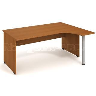 Kancelářský  stůl GATE, GE 1800 L, 180x75,5x120cm