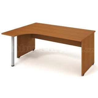 Kancelářský  stůl GATE, GE 1800 P, 180x75,5x120cm