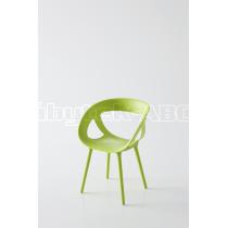 Židle POEMA W, plast