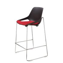 Barová židle QUIDO SB, plast, chrom