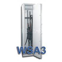 Trezorová skříň (na zbraně) WSA3