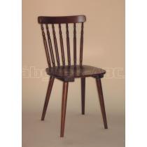Židle BEN 311403, hladká, celodřevěná