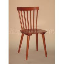 Židle BEN 311404, hladká, celodřevěná