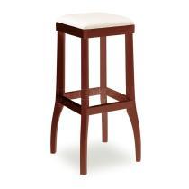 Židle barová DANIEL 373050, látka