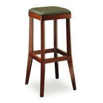Židle barová DANIEL 373048, koženka