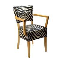 Židle ISABELA 323781, kůže
