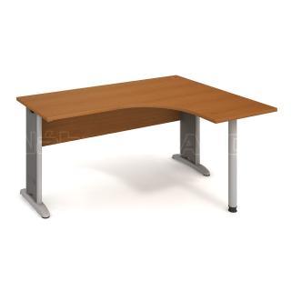 Kancelářský stůl CROSS CE 60 L, 160x75,5x120cm