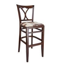 Židle barová LAURA 363810, látka