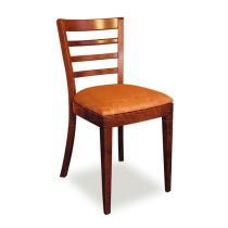 Židle NORA 313203, koženka
