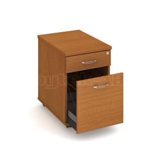 Kancelářský kontejner Hobis, K 22 ZSC, 40x60x60cm
