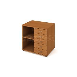 Přídavná skříňka ke stolu Hobis, SPK 80 60 P, 80x75,5x60cm