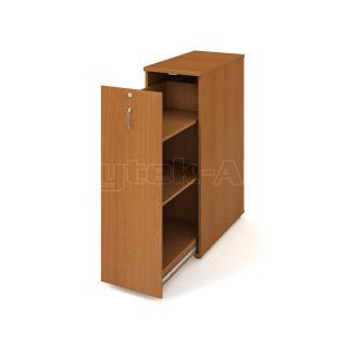 Výsuvná skříňka  Hobis, SPVZ 3 L, 40x117,7x80cm