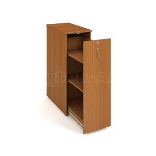 Výsuvná skříňka  Hobis, SPVZ 3 P, 40x117,7x80cm