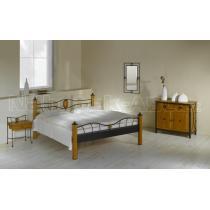 Kovová postel STROMBOLI 200x140 cm