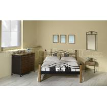 Kovová postel ELBA 200x160 cm
