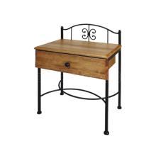 Noční stolek ELBA, smrk