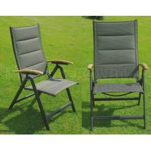 Zahradní  židle - křeslo polohovací AMSTERDAM