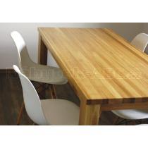 Dubový stůl CITY, 140x80 cm