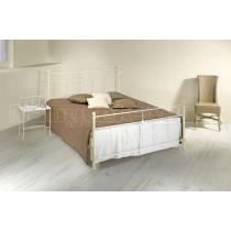 Kovaná postel AMALFI 200 x 140 cm