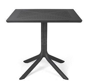 Plastový stůl CLIP, 80x80cm