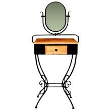 Toaletka MALAGA, dub