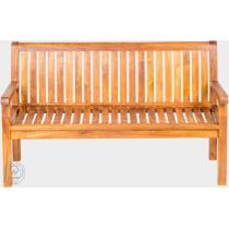 Teakové zahradní lavice PIETRO d. 150cm