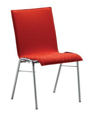 Čalouněná židle WOODY