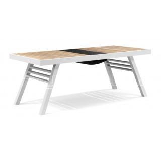 Zahradní nábytek - jídelní stůl YORK, 200x90cm