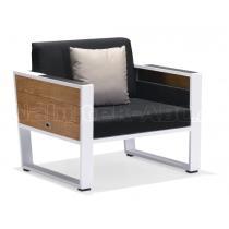 Zahradní single sofa YORK