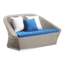 Zahradní nábytek - Double sofa LYRE