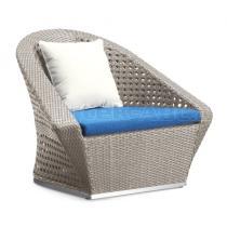 Zahradní nábytek - single sofa LYRE