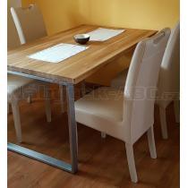 Jídelní stůl dub MILANO MODERN