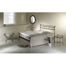 Kovaná postel ROMANTIC 200 x 180 cm