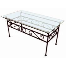 Kovaný konferenční stolek ROMANTIC