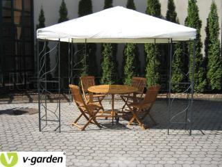 Zahradní altán PARTY DELUX