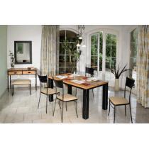 Stůl CARCASSONNE s klasickou deskou, 172 x 72 x 75 cm