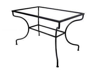 Kovaný stůl PROVENCE 175 x 72 x 70 cm