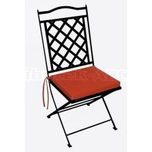 Kovová židle ST. TROPEZ