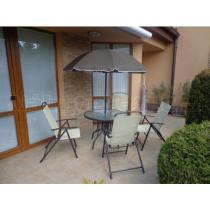 Zahradní nábytek - jídelní set BILBAO MD-0002MD