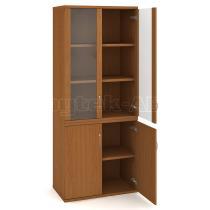 Kancelářská policová skříň STRONG, S 5 80 09, 80x192x40cm