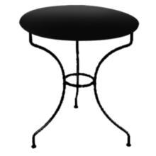 Kovový stůl MONTPELIER Ø 85 cm pro stolovou desku Ø 110 cm